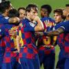Гол Ивана Ракитича помог каталонцам выстрадать победу над Атлетиком (1:0).Барселона– АтлетикnewsFootball.ua