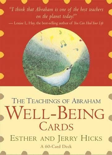 The Teachings Of Abraham Well-Being Deck Cards Book