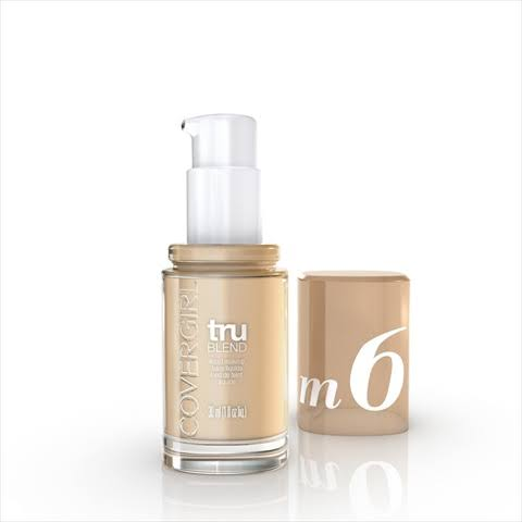 Covergirl Trublend Liquid Makeup - M6, Perfect Beige