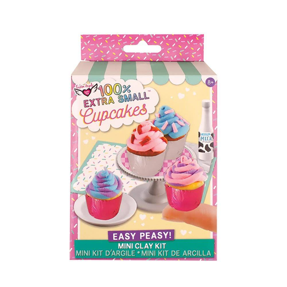 Fashion Angels 100% Extra Small Cupcakes Mini Clay Kit