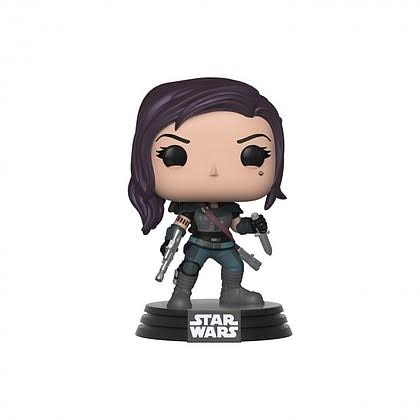 Funko Pop! Star Wars The Mandalorian Cara Dune Vinyl Figure