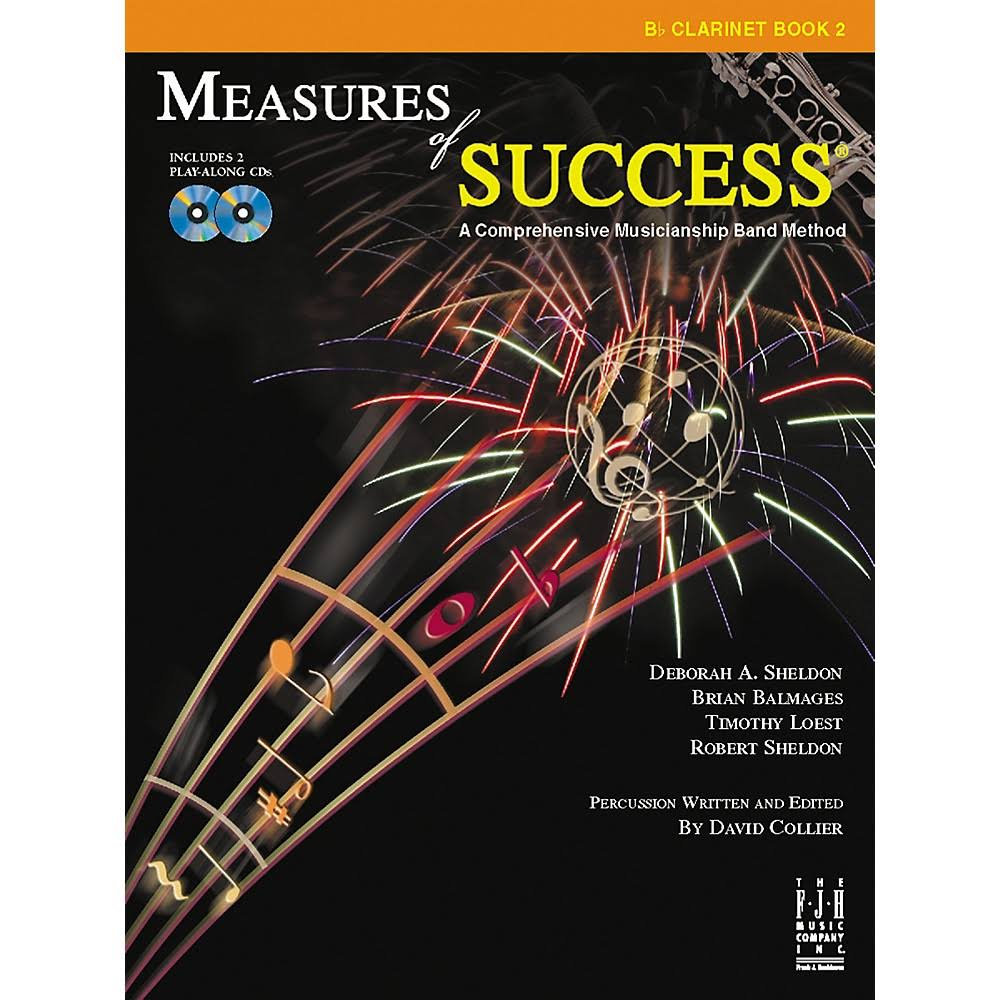 Measures of Success Band Method Book 2 - David Collier (ed)