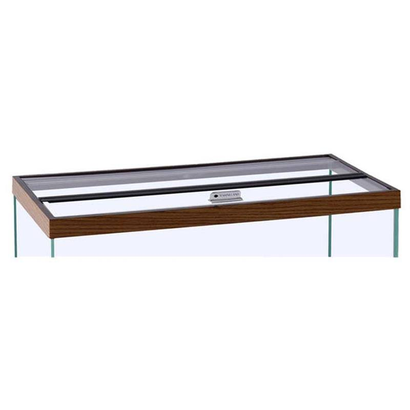 "Marineland 48""x18"" Glass Aquarium Canopy"