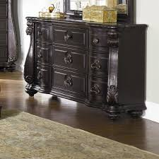 Coal Creek Bedroom Set by Magnussen Furniture Vellasca 9 Drawer Dresser Bedroom Set