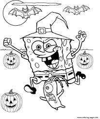 Scary Halloween Coloring Pages Online by Printable Halloween Coloring Pages Free Coloring Pages Scary