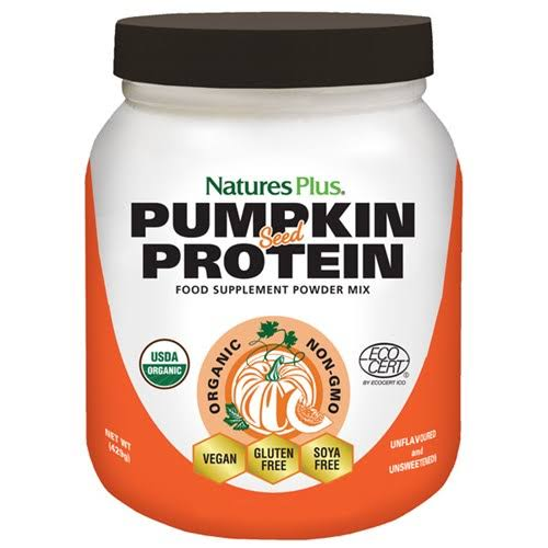 Nature's Plus Pumpkin Seed Protein Powder - .95lb