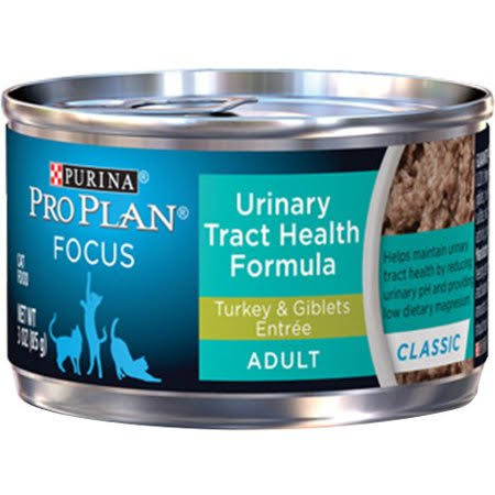 American Distribution Purina Pro Plan Cat Food - Turkey, 3oz