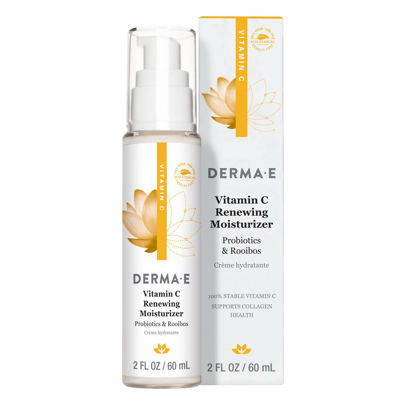 Derma E Vitamin C Renewing Moisturizer - 2oz