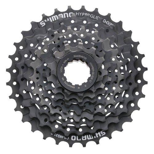 Shimano HG31 Mountain Bike Cassette - 8 Speed, 11-34t