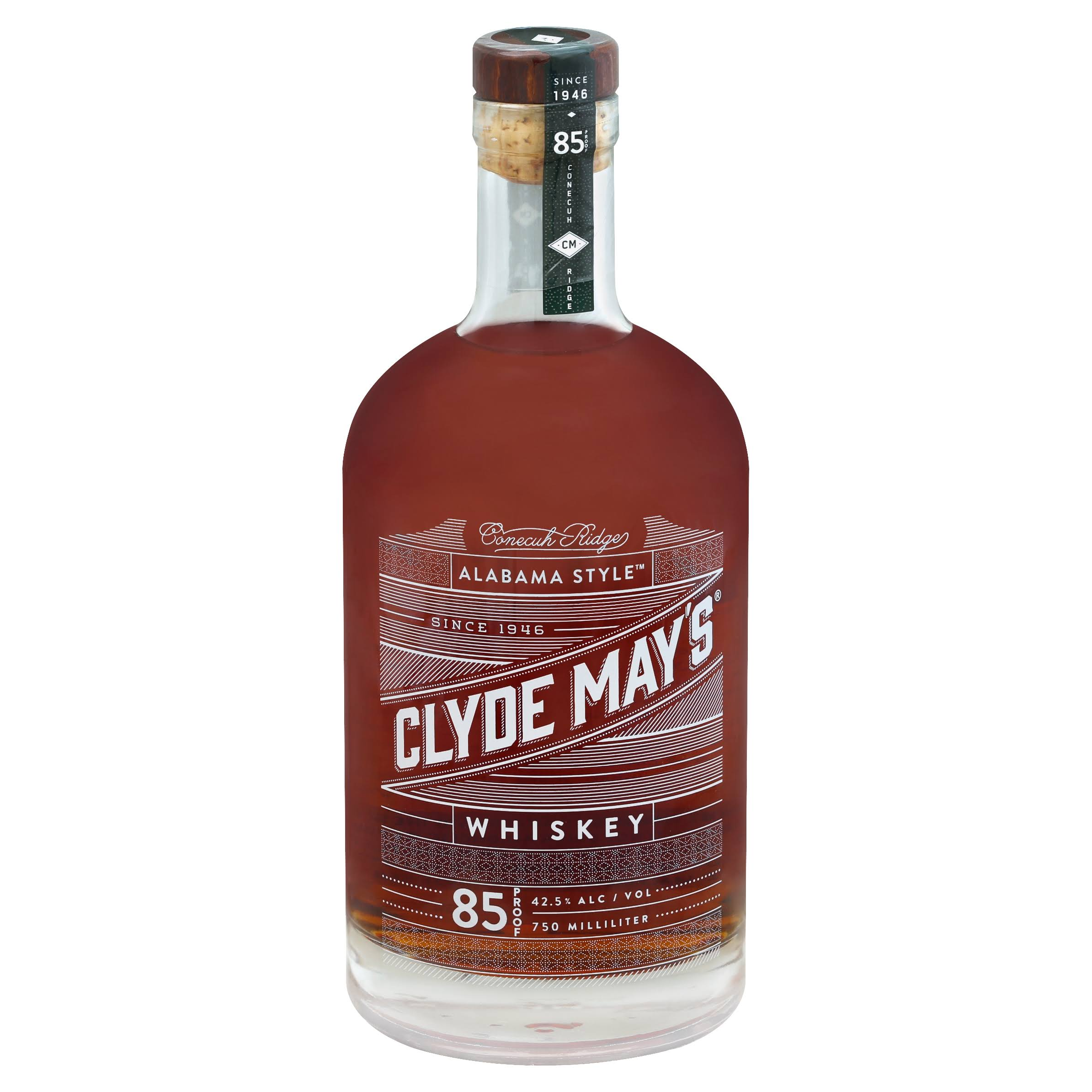 Clyde May's Conecuh Ridge Whiskey - 750 ml bottle