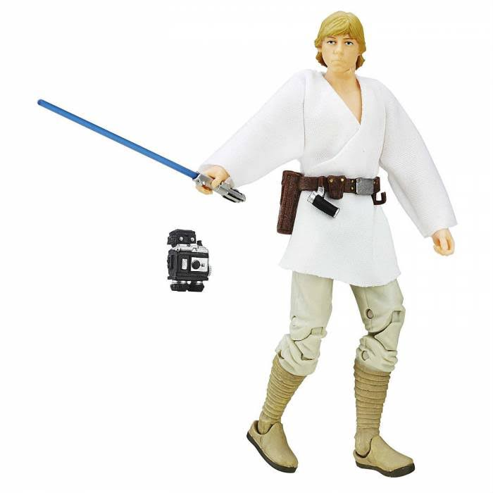 Hasbro Star Wars: A New Hope Black Series Luke Skywalker Figure - 6""