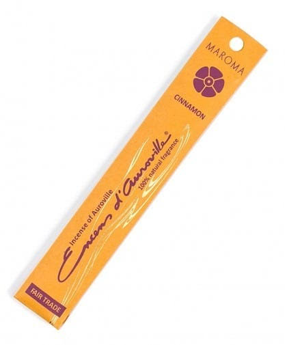 Maroma Eda Incense Cinnamon - 10 - Stick