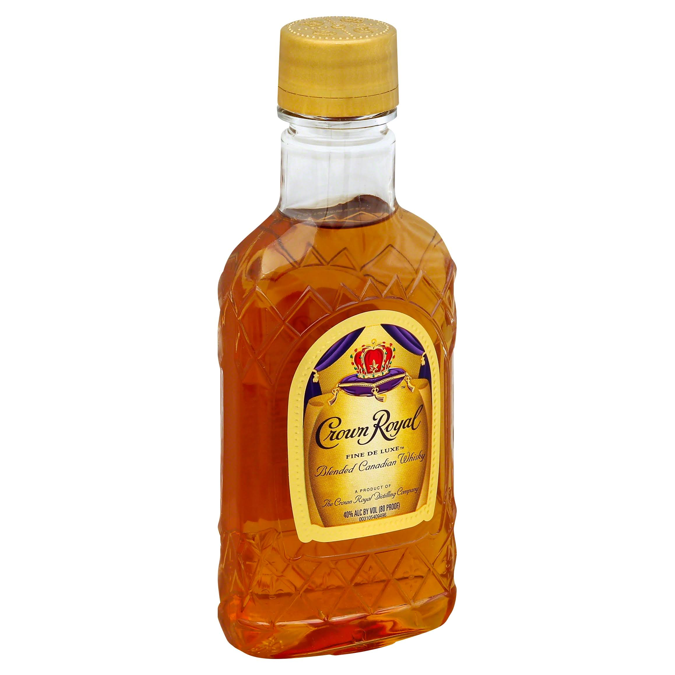 Crown Royal Canadian Whiskey - 200ml