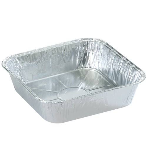 Nicole Home Collection 00623 9 in. Deep Square Cake Pan - 500 per Case