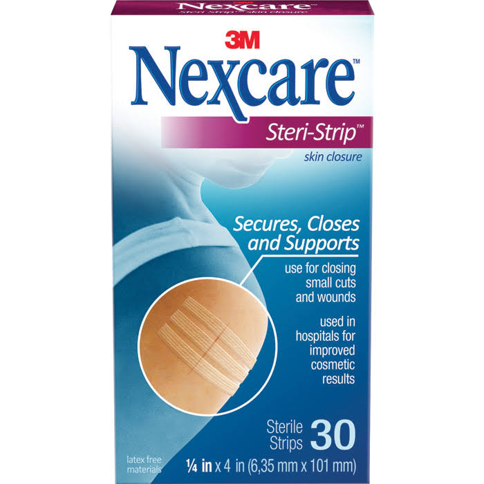 Nexcare Steri-Strip Skin Closure Strips
