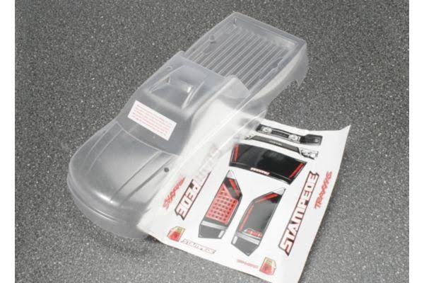 Traxxas 3617 Clear Body: Stampede