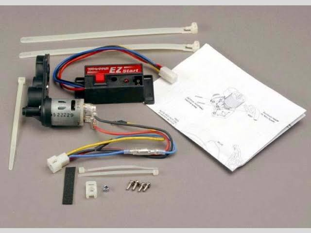 Traxxas 4570 EZ-Start Starting System