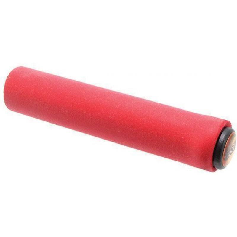 Esi Chunky Silicone Grips - 32mm, Red, 50g
