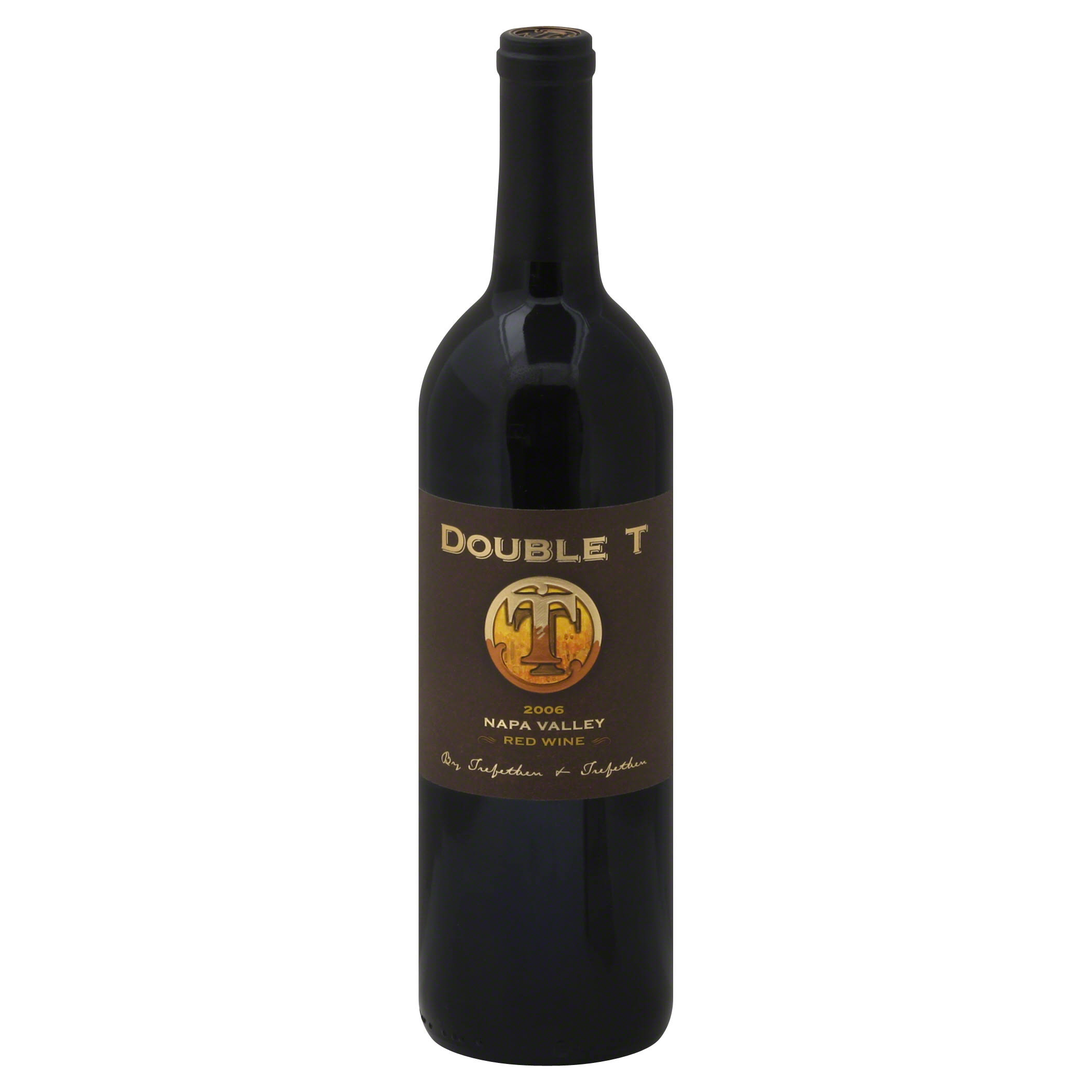 Double T Red Wine, Napa Valley, 2006 - 750 ml