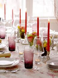 Dining Table Centerpiece Ideas For Everyday by Beautiful Table Settings For Any Party Hgtv