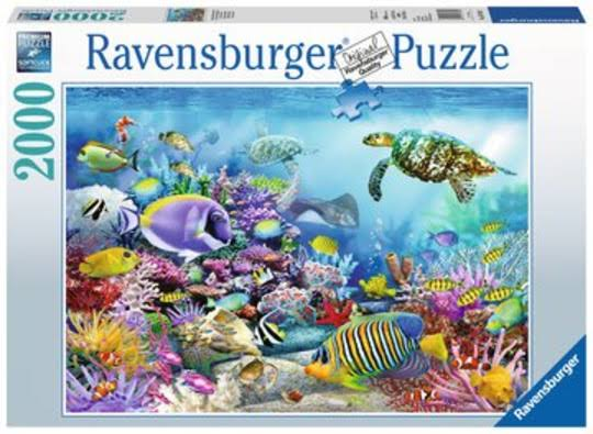Ravensburger Coral Reef Majesty Jigsaw Puzzle