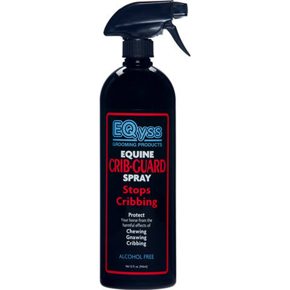EQyss Equine Crib-Guard Spray - 32oz