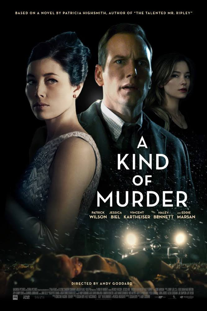 A Kind of Murder-A Kind of Murder