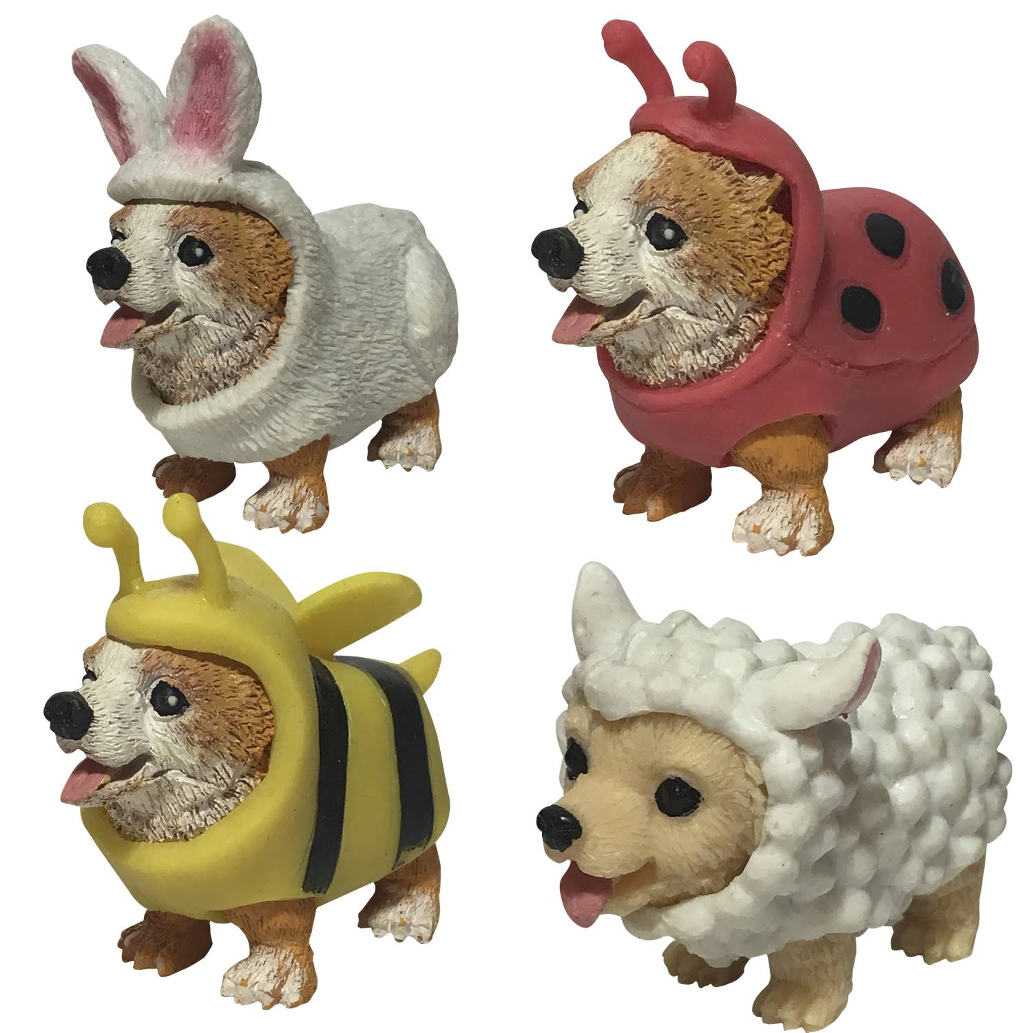 Schylling Party Puppies (One Random Style) - Novelty Toy (PTPA)