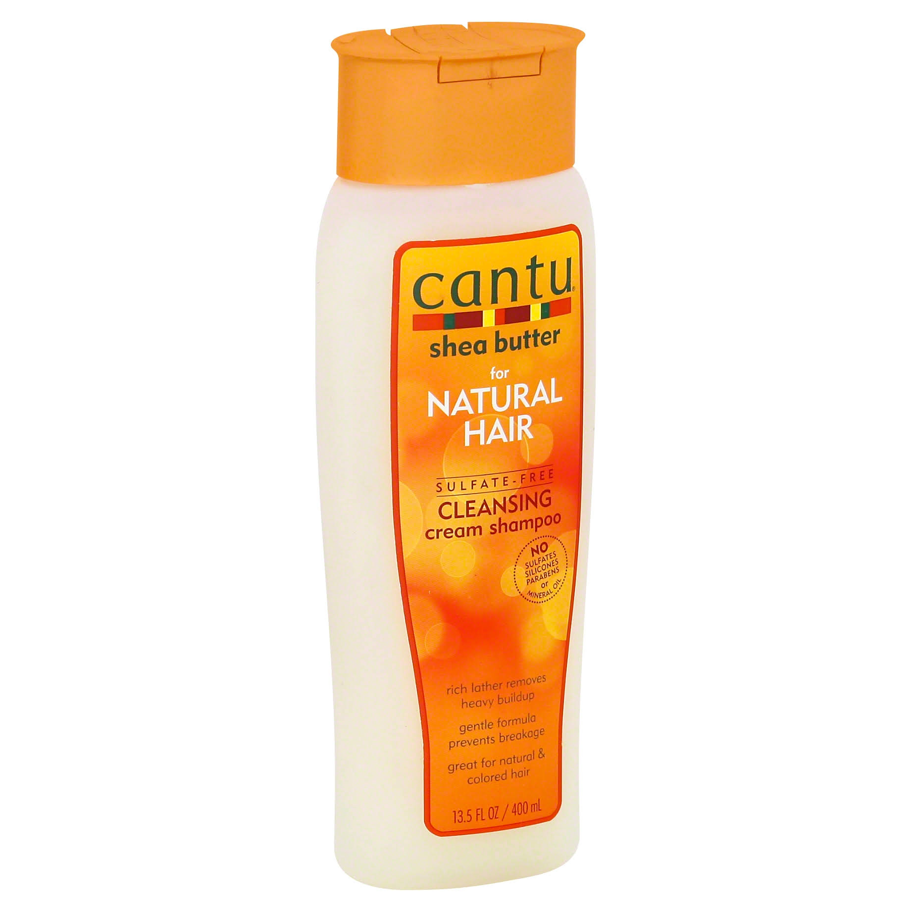 Cantu Shea Butter Sulfate-Free Cleansing Cream Shampoo - 400ml