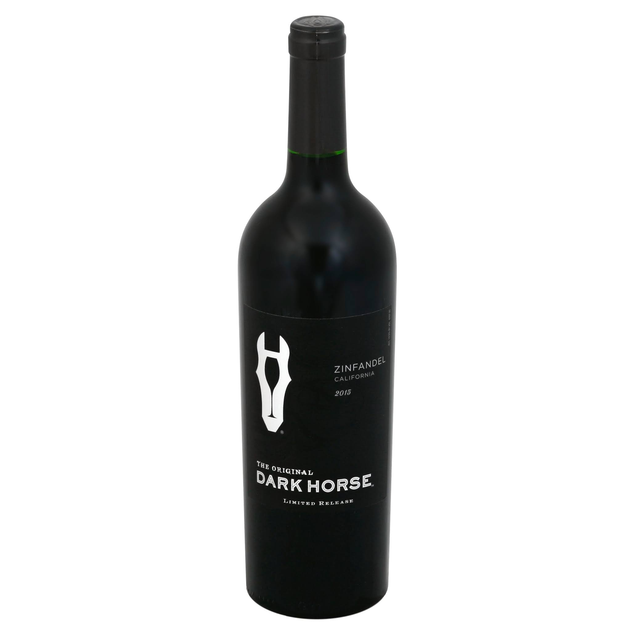Dark Horse Zinfandel Wine - 750ml