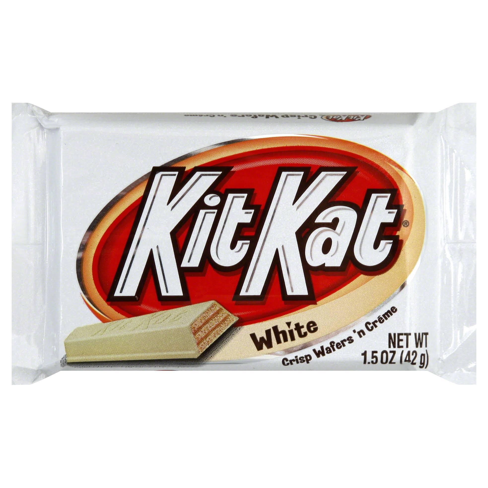 KitKat White Crisp Wafers 'N Creme Bar