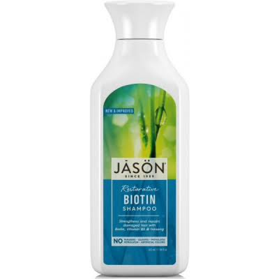 Jason Natural Biotin Hair Fortifying Shampoo