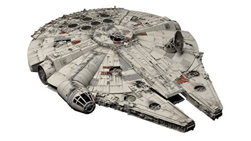Bandai Grade Millennium Falcon Star Wars Hope Model Kit - 1/72 scale