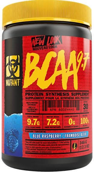 Mutant BCAA 9.7, Sweet Iced Tea - 348 grams