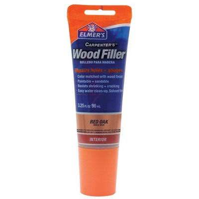 Elmer's Product E860 Interior Wood Filler, Red Oak - 3.25 fl oz tube