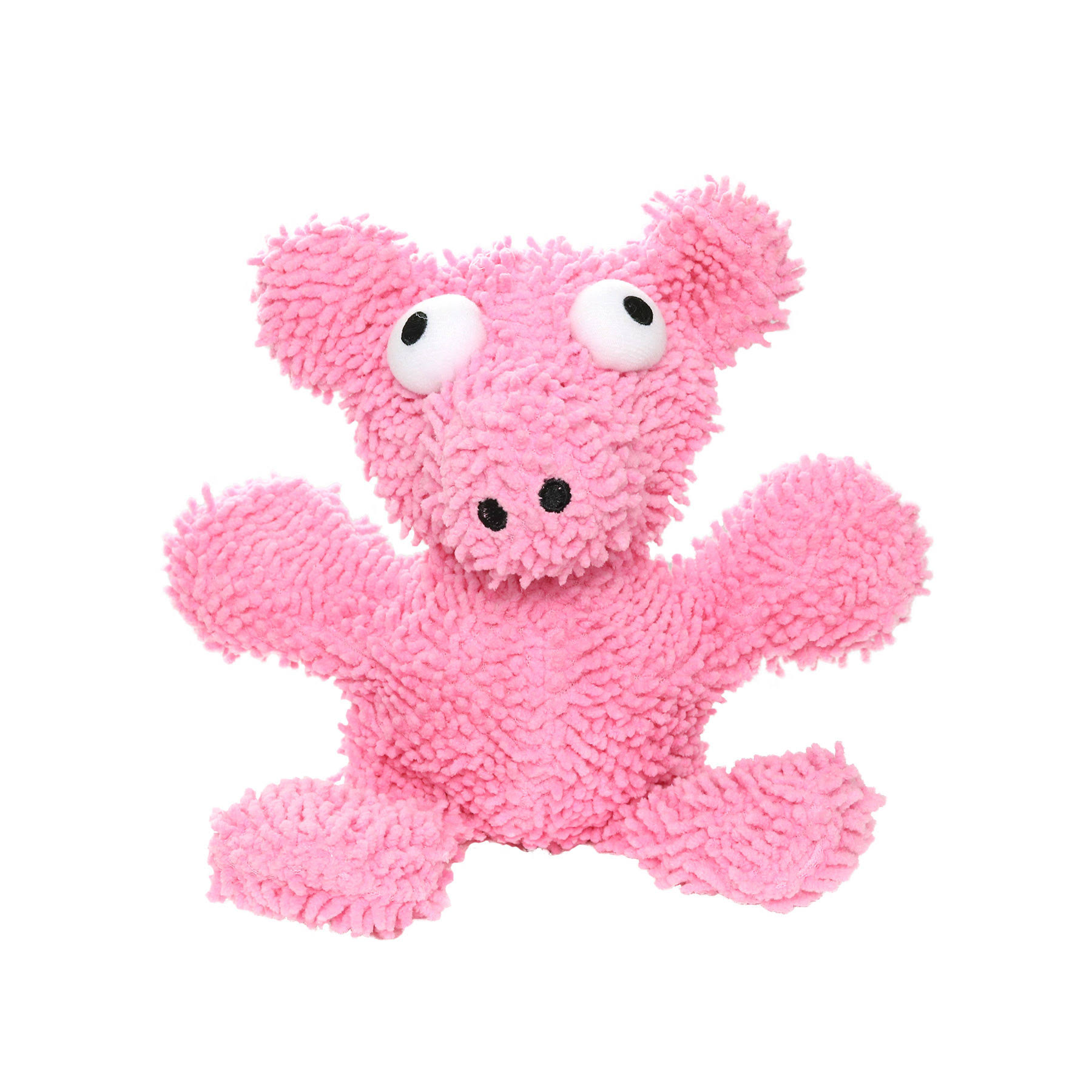 Mighty Microfiber Ball Dog Toy - Pig - Medium