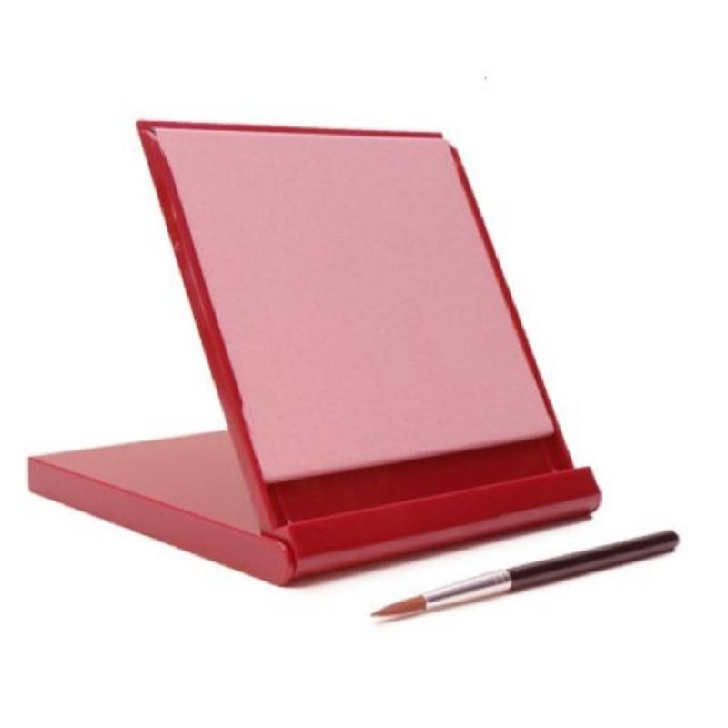 "Buddha Board Mini Letting Go Painting Board - Red, 5"" x 5"""