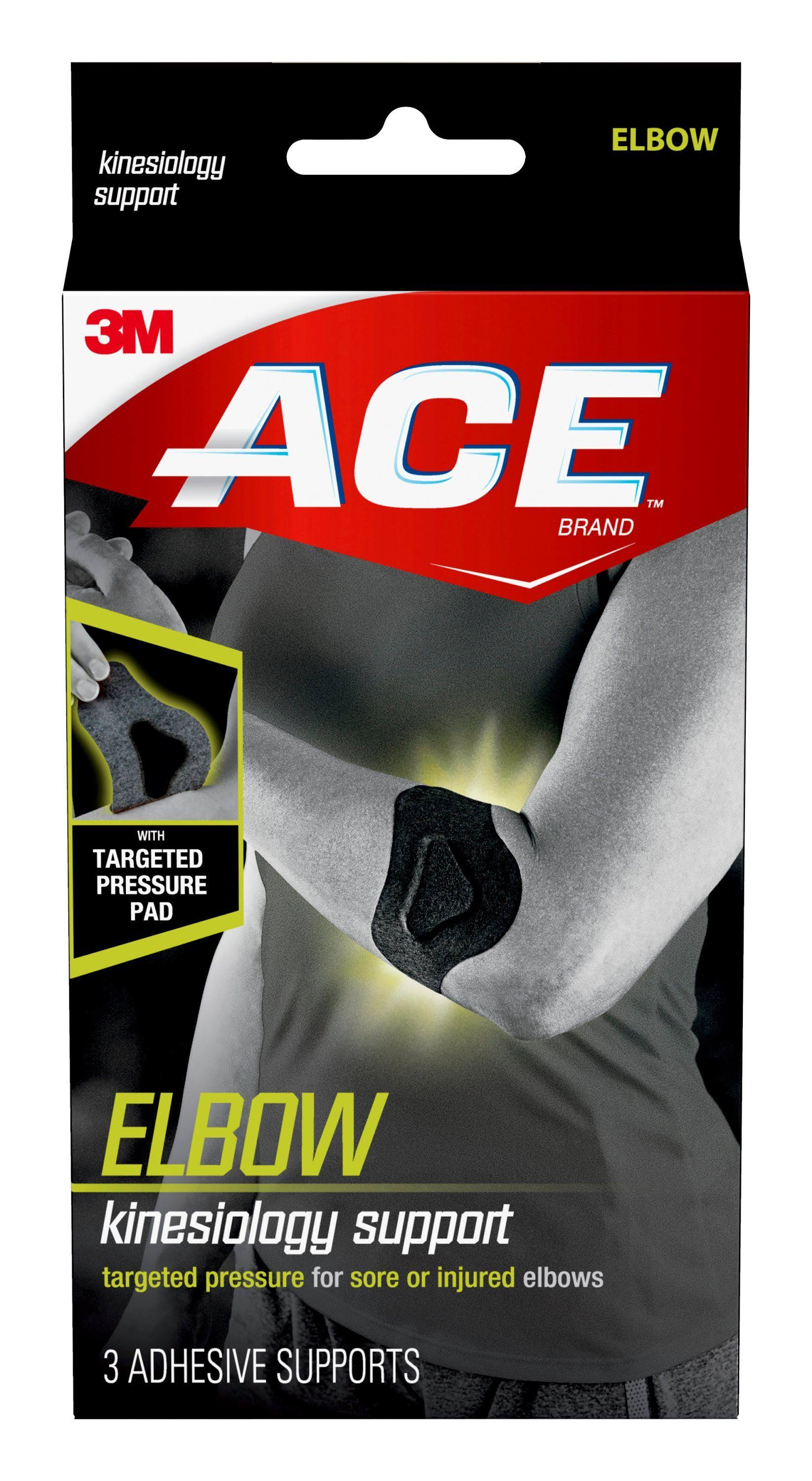 3M Ace Kinesiology Elbow Support