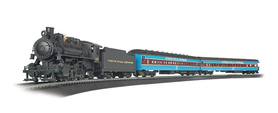 Bachmann Bac00751 North Pole Express - Ho Scale