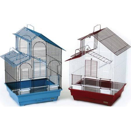 Prevue Hendryx-House Style Bird Cage - Assorted
