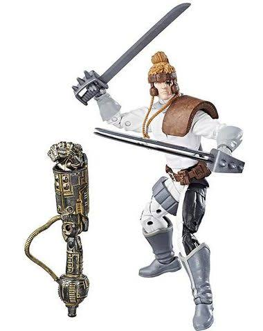 Hasbro Marvel Legends Warlock BAF Action Figure - Shatterstar, 6""