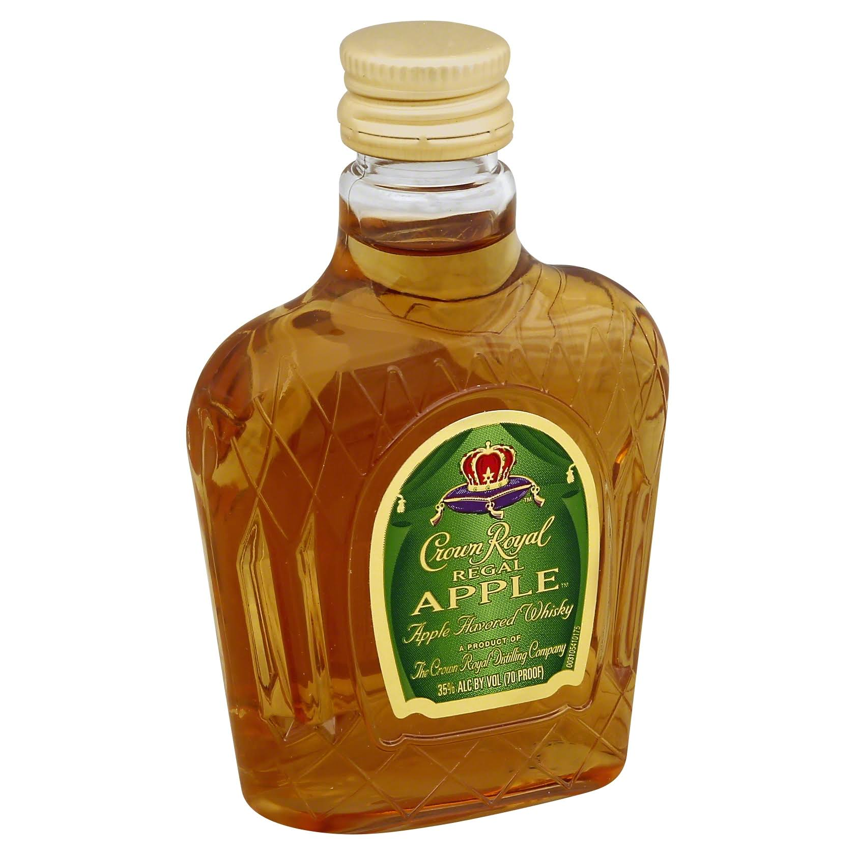 Crown Royal Regal Apple Whiskey - 50 ml bottle