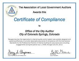 Colorado Springs Christmas Tree Permits by Public Audit Reports Colorado Springs