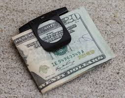 black self defense money clip 2