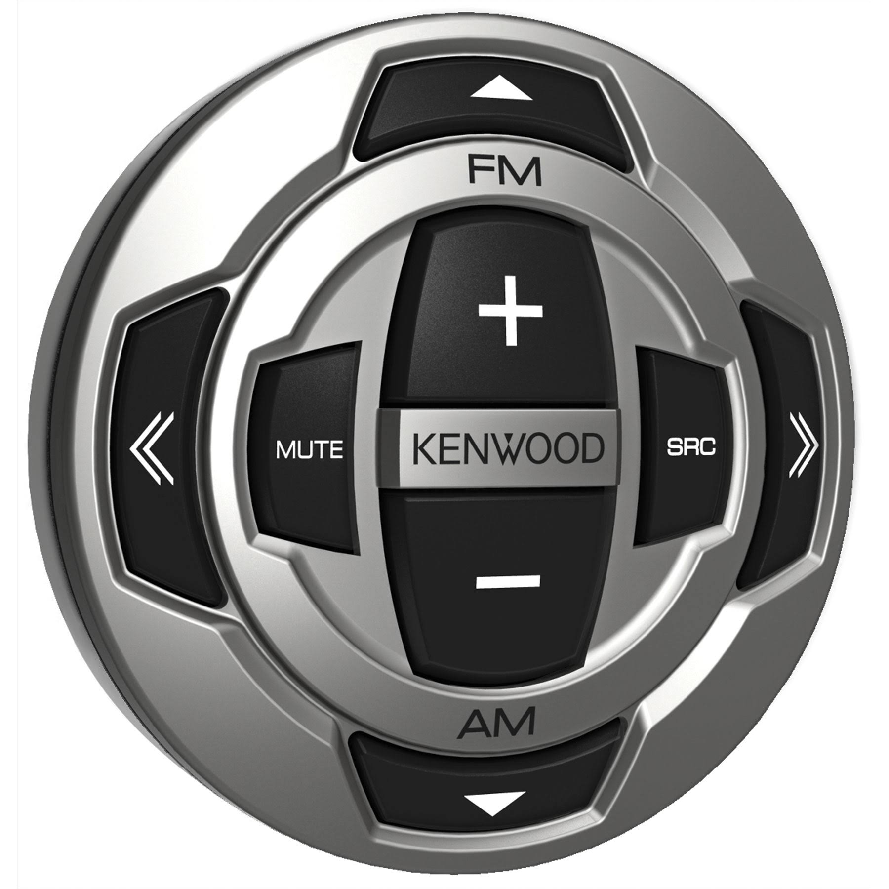 Kenwood Rounded Wired Marine Remote Control