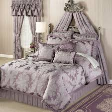 Lavender And Grey Bedding by J Queen New York Bedding Touch Of Class