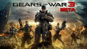 GoW 3: Gears of War 3 Beta Release for PC and xBox by Epic Games