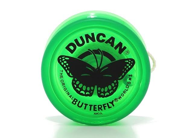 Duncan Butterfly Yo Yo - Colours May Vary