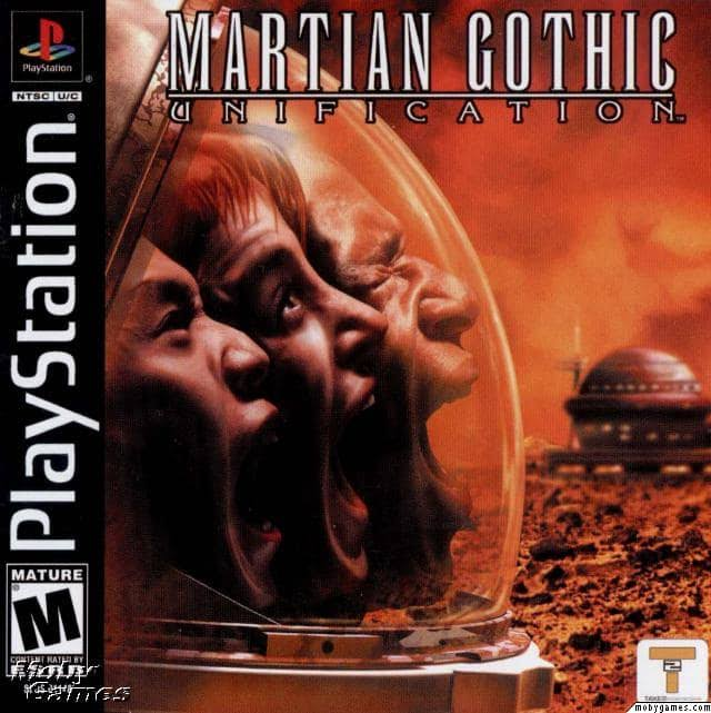 Martian Gothic: Unification - Sony PlayStation