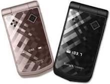 Cellulare Sony Ericsson Z555i e sistema Gesture Contro
